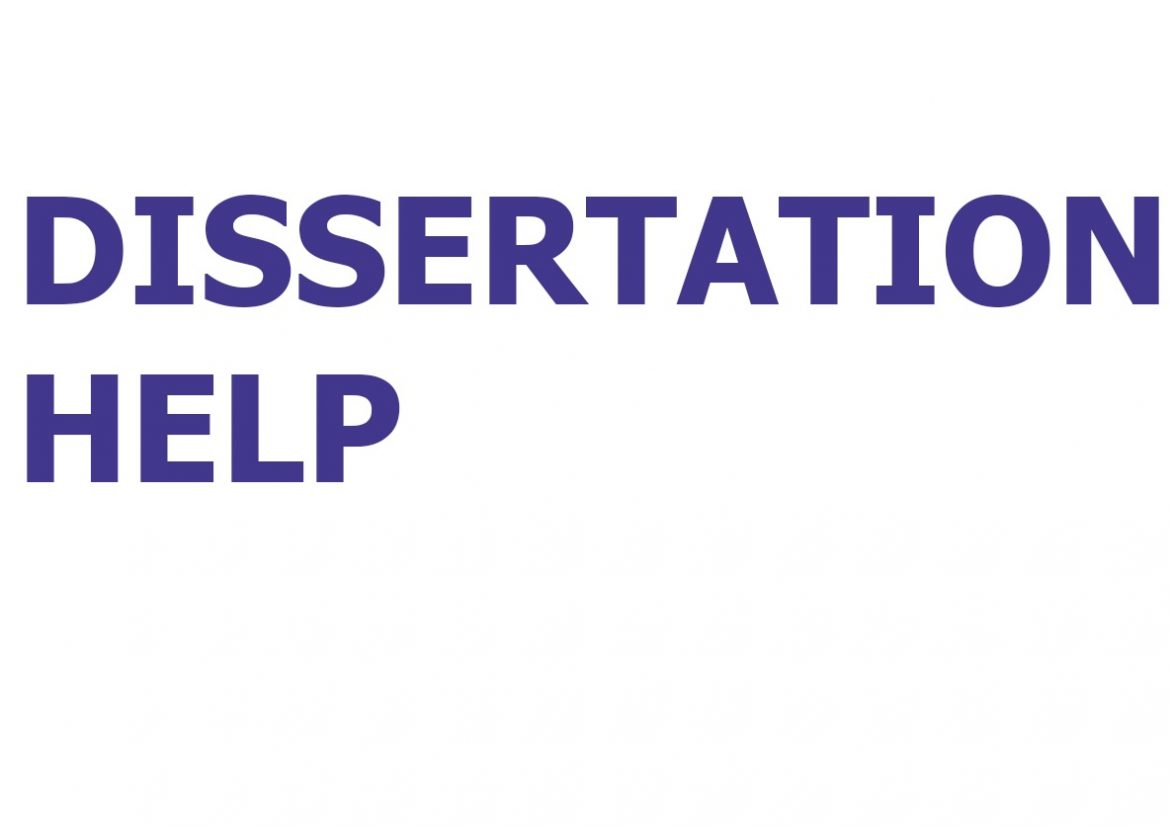 How to Write My Dissertation?